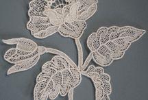Needle lace / Needle lace