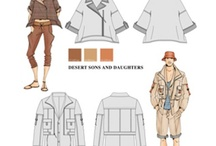 Mood and story boards ED group / Some inspo for presentation of your ideas for Mod Luxe