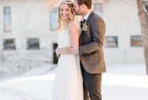 Real wedding //Winterhochzeit