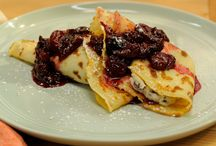 crepes / by Diana Hale