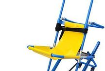 Evacuation Chairs / Emergency evacuation chairs to evacuate people with disability out of buildings