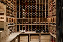 Wine Cellars - Not 'vin ordinaire' / If you love wine you will love these wine cellars.