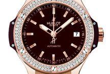Jewelry I want  / Hublot ladies diamond watch