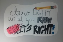 Art Ed: Quotes and Signs / by ATP