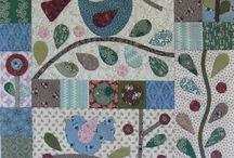 Gail Pan quilts