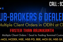 Bulk Orders in ODIN NEST NOW DION / Trade multiple clients at once, Bulk Orders in ODIN, NOW, NEST, DION,