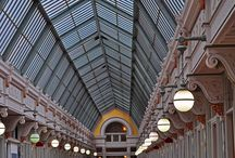 Colonial MarketPlace / Now called the 5th Street Arcades - Cleveland, Ohio / by Kitty Pyne Cross Botsford