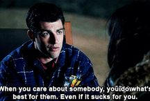 New Girl funnies!