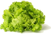 Les salades / Différentes variétés de salades