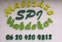 Babaszoba dekoráció / Hungarocell, nikecell, styropor mesefigurák, feliratok / Hungarocell, nikecell, styropor mesefigurák, feliratok