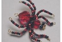 Bead Spiders