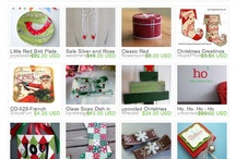 Etsy Treasuries / Treasuries I've either curated or am featured in. / by Elaine Vail