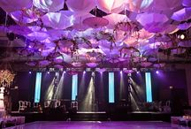 Carousel Ceiling Installation / Carousel's signature ceiling installations