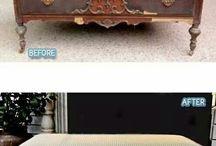 Reformando móveis