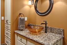 Bathroom Makeover / by Jill Reyenga