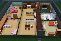 Simsfreeplay  houses