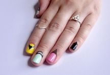 nails / by Nany Naiveneedle