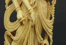 Sculptures / It,s all about carved stuffs and art workmanship