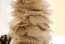Burlap / by Mary Lou Scales