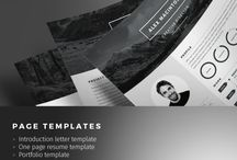 Inspiration - Print forms, invoice, cv
