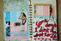 Visual Diaries