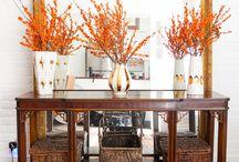 Colour Spotlight: Orange / by Graham & Brown