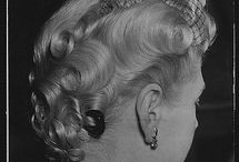 Classic and Pin Up Hairstyles