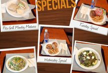 Daily Specials / We have specials available Monday through Friday!