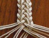 Crochet Straps bag