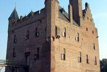 Kastelen Nederland / Mooie kastelen in Nederland