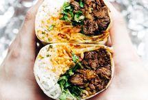 Burritos / tacos