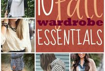 Wardrobe must-haves!!