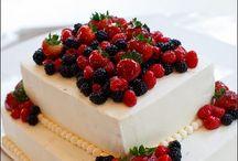 Cakes / by Rhonda Nuccio