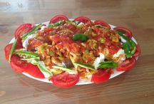 Turkhish foods