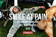Gymaholic / Motivation!