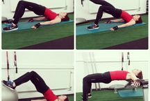 Weekly exercise / Every week we post different exercises that you can try at home or at the gym.