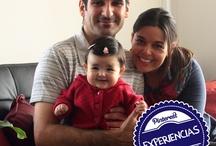 Experiencia de Padres / Nuestra sesión de fotos para el día del padre. Puedes leer sus entrevistas en http://www.revistacarrusel.cl/especial-dia-del-papa/