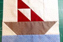 Quilts---- Underground Railway Quilts