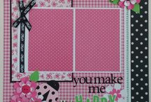 scrap ideas / scrapbooking