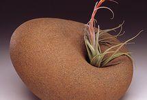 Art: Ceramics for plants