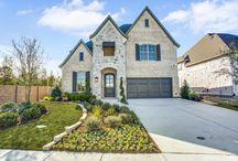 Villas at Preston Hollow // Plano, TX // Saxony by Shaddock Homes