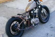 Bobber Motorcycles / by bikerMetric
