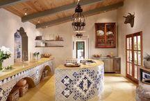 casas y cocinas