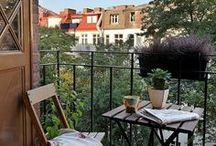 TERRACES AND BALCONIES / Just a little bit of happiness