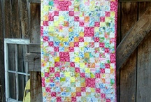 Quilt Ideas / by Heather Dry