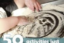 Kid activities...