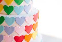 Kakedekorering / Vakre kaker, dekortips og ideer