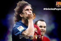 #FCBarcelona #Puyol / #FCBarcelona #GraciesCapita #Puyol #5 #ViscaBarça #ViscaPuyol #TitoVilanova #PerSempreEtern ❤️
