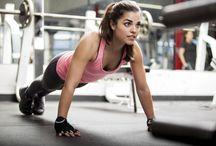 Фитнес / Фитнес и правильное питание. Упражнения для красоты тела