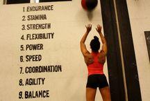 CrossFit / by Jennifer Daney